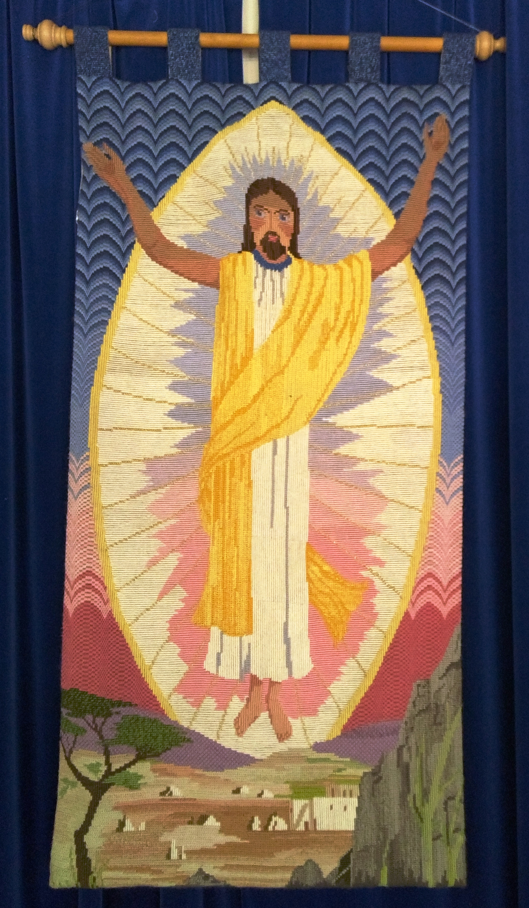 Tapestry of the Risen Christ