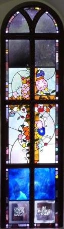 Joy Window at Garstang URC